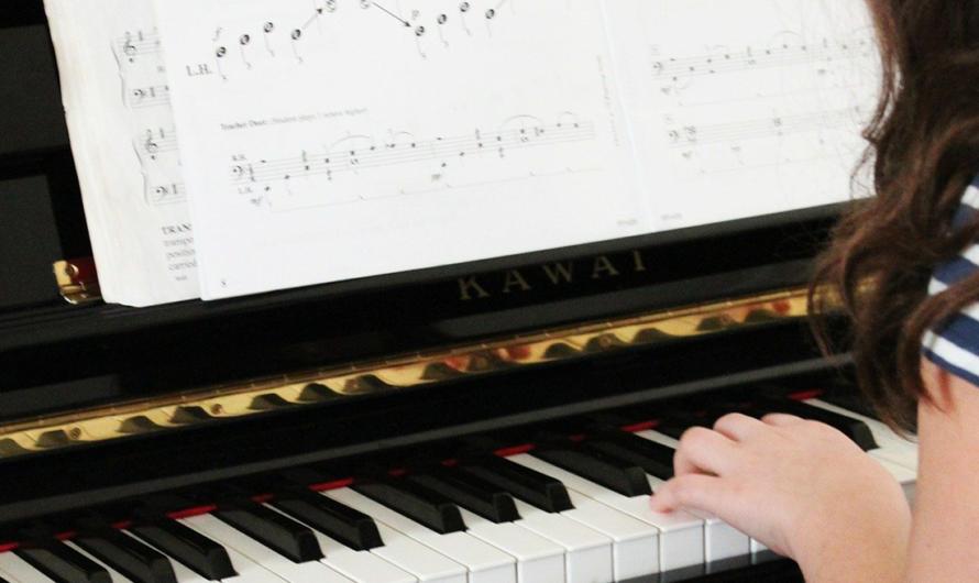 Stage de piano – Juillet 2015