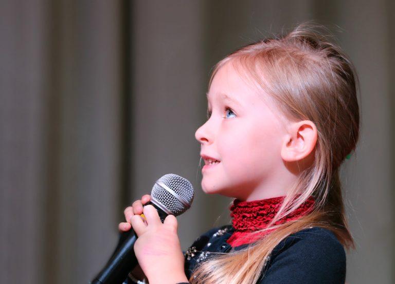 cours chant paris enfant